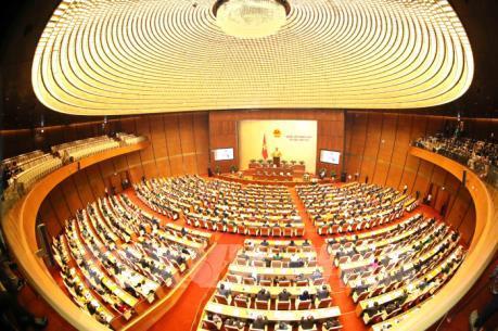 Chủ tịch nước trình bày Tờ trình về việc đề nghị Quốc hội phê chuẩn Hiệp định CPTPP