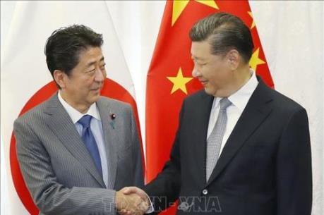 """Nền tảng kinh tế """"sưởi ấm"""" quan hệ Nhật-Trung"""