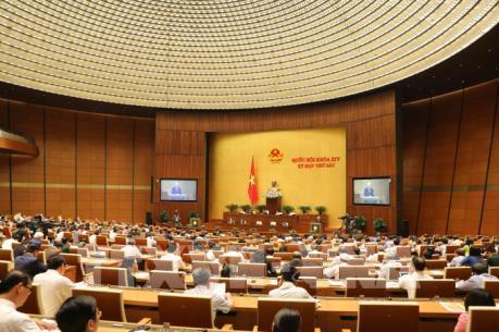 Hôm nay Quốc hội thảo luận hai dự án Luật