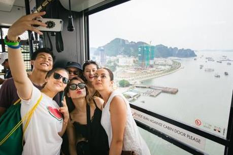 Tận hưởng ngày cuối tuần ở  thiên đường giải trí gần Hà Nội
