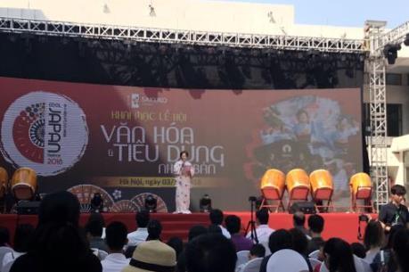 Khai mạc Lễ hội Văn hóa & Tiêu dùng Nhật Bản 2018