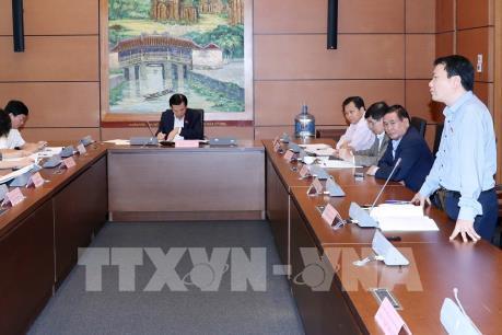 Sáng 5/11, Quốc hội thảo luận việc phê chuẩn Hiệp định CPTPP