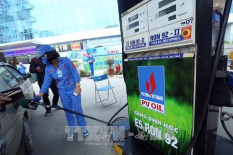 Nhiều nguyên nhân khiến sản lượng bán xăng E5RON92 vẫn chưa cao