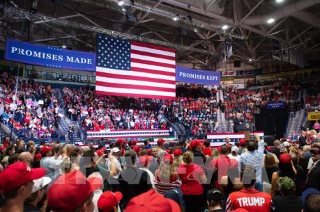 Bầu cử Quốc hội Mỹ giữa nhiệm kỳ đang trong giai đoạn nước rút