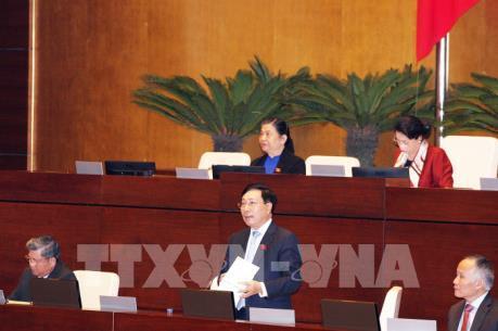 Quốc hội thảo luận về nội dung Hiệp định CPTPP