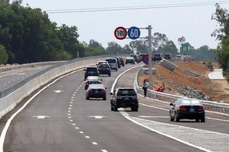 VEC thông tin việc nút giao Dung Quất – cao tốc Đà Nẵng – Quảng Ngãi bị sụt lún