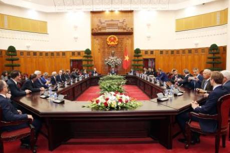 Phó Thủ tướng Vương Đình Huệ: Doanh nghiệp FDI là bộ phận hữu cơ của kinh tế Việt Nam