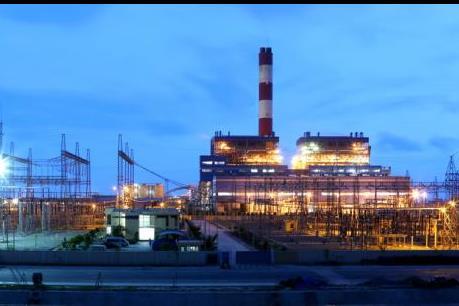 Giám sát bảo vệ môi trường tại Trung tâm Điện lực Vĩnh Tân