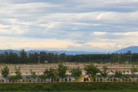 Vì sao nhà máy thu gom, xử lý nước thải Tam Kỳ chưa bàn giao?