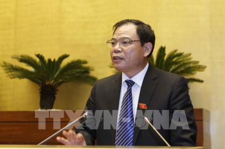 Quốc hội thảo luận dự thảo Luật Chăn nuôi