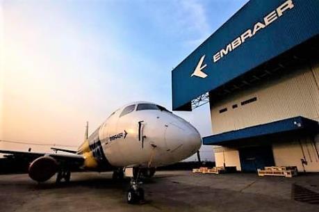 Embraer: Trung Quốc sẽ đặt mua gần 1.400 máy bay chở khách