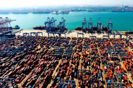 Doanh nghiệp Trung Quốc tăng cường xuất hàng sang Mỹ