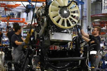 Kinh tế Đức có thể giảm tốc trong năm 2018 và 2019