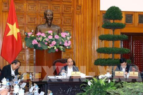 Thủ tướng chủ trì họp Thường trực Chính phủ về các dự án BOT