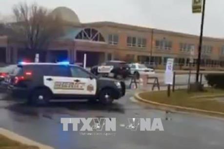 Mỹ: Nổ súng tại trường học ở Bắc Carolina
