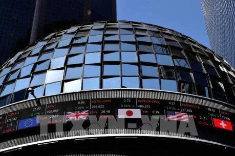 Thị trường chứng khoán châu Á tiếp nối đà đi lên của Phố Wall