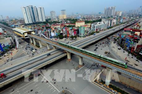 Kết nối giao thông với tuyến đường sắt đô thị Cát Linh – Hà Đông