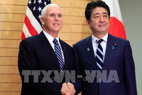 Mỹ-Nhật thúc đẩy hợp tác thương mại và phi hạt nhân hóa Triều Tiên