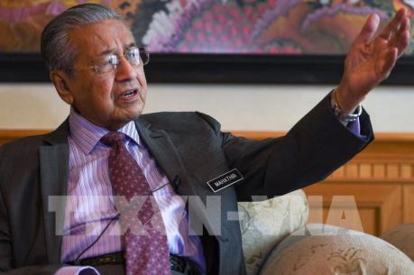 """Thủ tướng Malaysia: Căng thẳng thương mại Mỹ-Trung sẽ tạo """"hiệu ứng dây chuyền"""""""