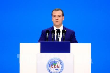 Nga cảnh báo sẽ không cử đoàn tham dự Diễn đàn Davos