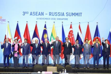 Các nước ASEAN hợp tác chặt chẽ trên nhiều lĩnh vực