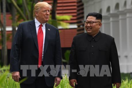 Trang sử mới trong quan hệ Triều-Mỹ?