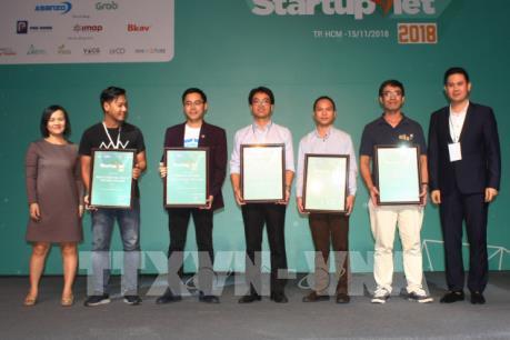 Dự án bán hàng đa kênh tự động PowerSell đạt Quán quân Startup Việt