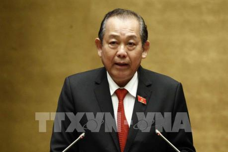 Phó Thủ tướng yêu cầu Hà Nội khẩn trương giải quyết khiếu nại của ông Bùi Văn Thược