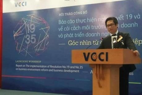 Góc nhìn doanh nghiệp về cải thiện môi trường kinh doanh