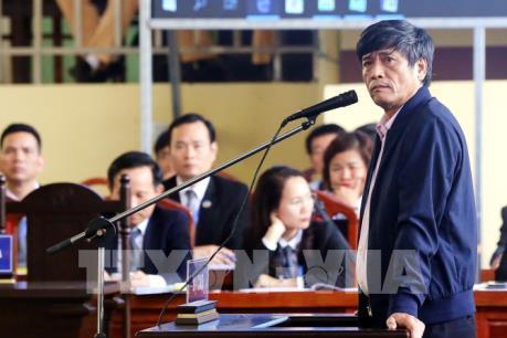 Vụ đánh bạc nghìn tỷ qua mạng: Bị cáo Nguyễn Thanh Hóa phủ nhận lời khai