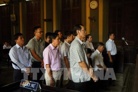 Nguyên Chủ tịch HĐQT Ngân hàng MHB bị tuyên phạt 13 năm tù