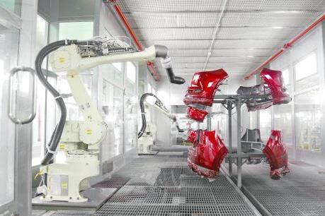THACO tập trung đầu tư công nghệ sản xuất theo hướng tự động hóa