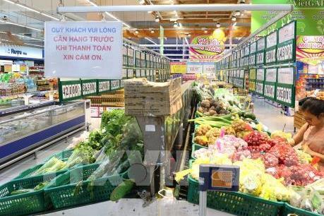 Sức mua thực phẩm tại Tp. Hồ Chí Minh tăng mạnh