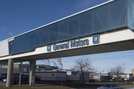 General Motors đóng cửa một nhà máy tại Canada có phải là tin đồn?