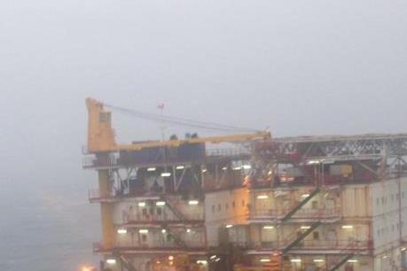 Các đơn vị dầu khí hoạt động trở lại bình thường sau bão số 9