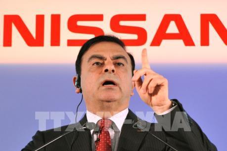 Cựu Chủ tịch Nissan bị cáo buộc gian lận tài chính