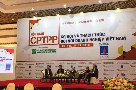 Thiếu liên kết, doanh nghiệp sẽ khó thu lợi từ CPTPP