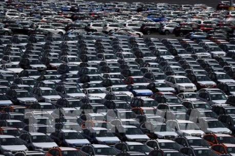 Nhập khẩu ô tô vào Mỹ có thể chịu thuế cao hơn từ tuần tới