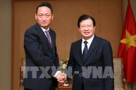 Phó Thủ tướng: Cấp thị thực dài hạn tạo thuận lợi hợp tác Việt Nam - Hàn Quốc