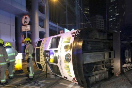 Tai nạn thảm khốc tại Hong Kong (Trung Quốc), 39 người thương vong