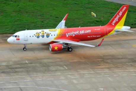 Cục Hàng không Việt Nam thông tin chính thức về sự cố hạ cánh của máy bay Vietjet