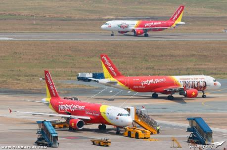 Cục Hàng không Việt Nam: Tìm thấy 1 lốp tàu bay Vietjet Air bị sự cố tại Buôn Ma Thuột