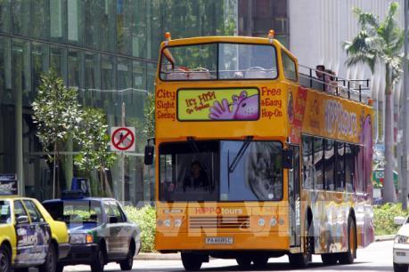 Mô hình xe buýt chạy theo yêu cầu giúp giảm ùn tắc giao thông