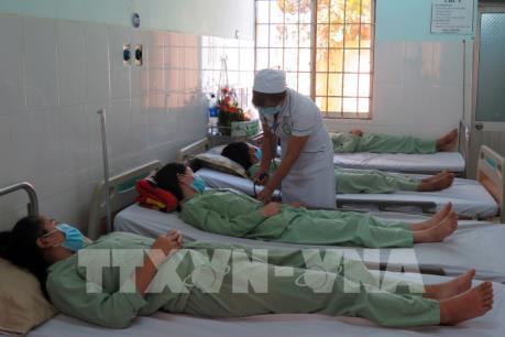 Khống chế được các ổ bệnh bạch hầu ở Kon Tum