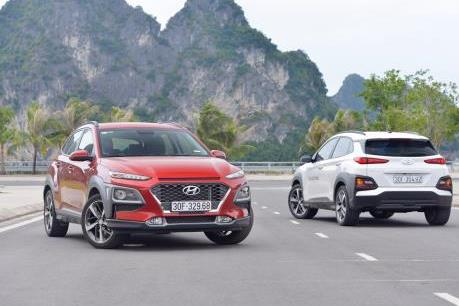 SUV đô thị Hyundai Kona có doanh số bán hàng tăng mạnh trong tháng 11