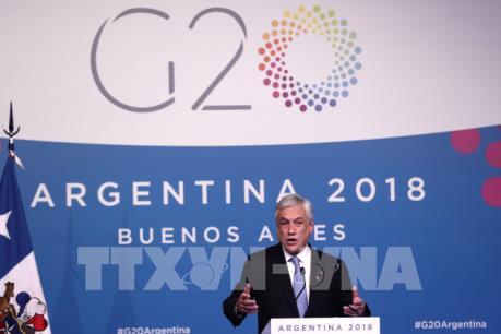 Chile kêu gọi chấm dứt chiến tranh thương mại và thúc đẩy WTO
