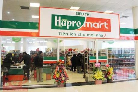 Hapromart chuẩn hóa theo mô hình Home & Food