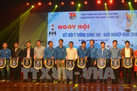 Hàng trăm cuộc kết nối đầu tư tại Techfest Việt Nam 2018