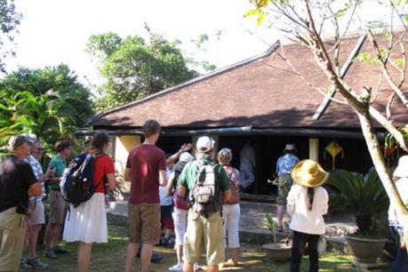 Đầu tư hơn 2 tỷ đồng bảo tồn làng cổ Phước Tích, Thừa Thiên - Huế