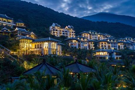 Khu nghỉ dưỡng trên bán đảo Sơn Trà được World Travel Awards vinh danh